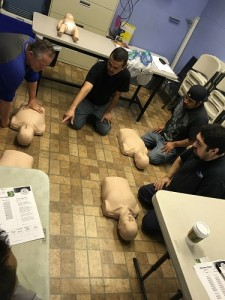 First Aid Training in Salinas CA