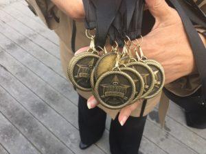 Student Reader Medals Salinas CA