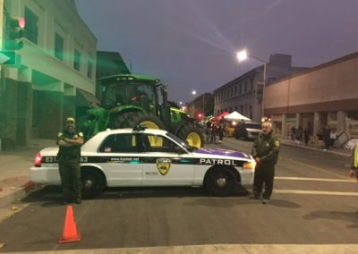 Salinas Parade of Lights_Security
