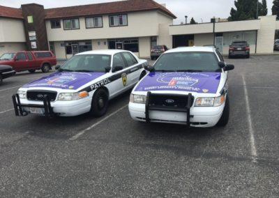 Kysmet Security Patrol Cars