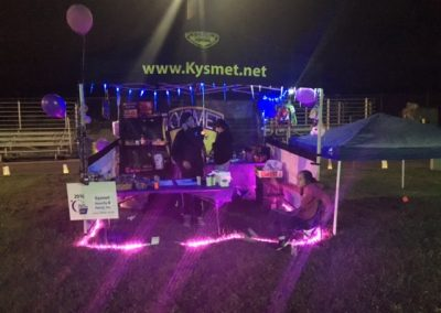 Relay for Life Salinas_Kysmet Security